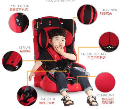感恩旅行者儿童安全座椅