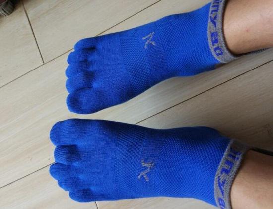 coolmax材质的分趾袜