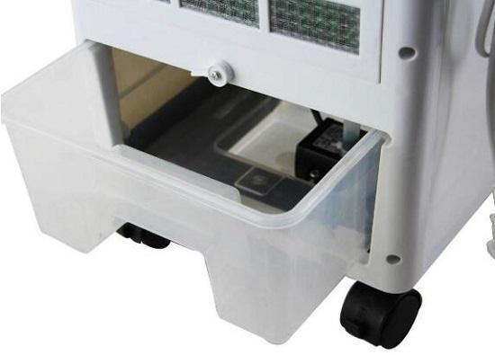 空调扇的水箱(可装冰晶盒)