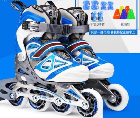 M-CRO(米高)S5儿童轮滑鞋为什么那么贵