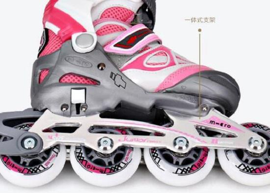 m-cro S5儿童轮滑鞋