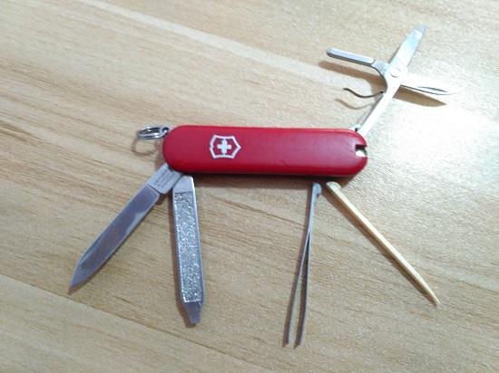 多功能小型瑞士军刀