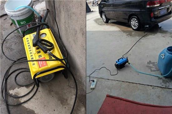 220V电动洗车器