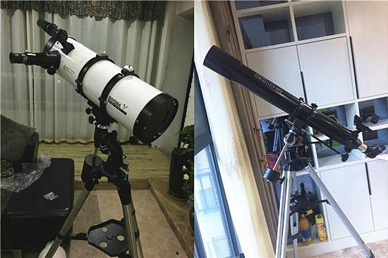 如何选购天文望远镜