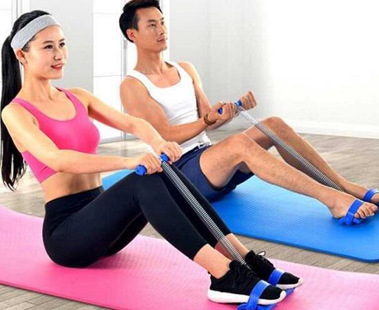 网上流传的瘦腰运动