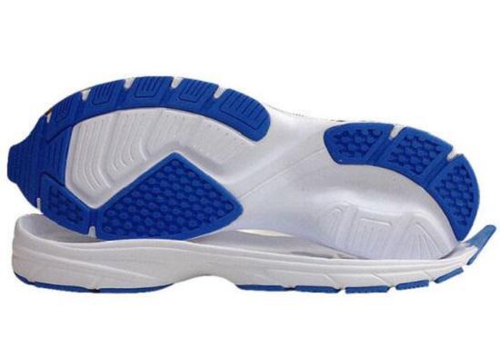 跑步鞋的鞋底