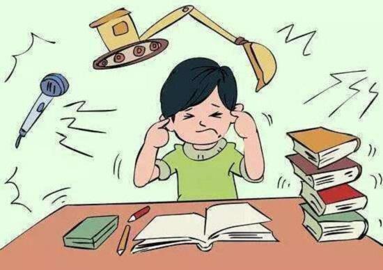 噪音污染影响学习和工作