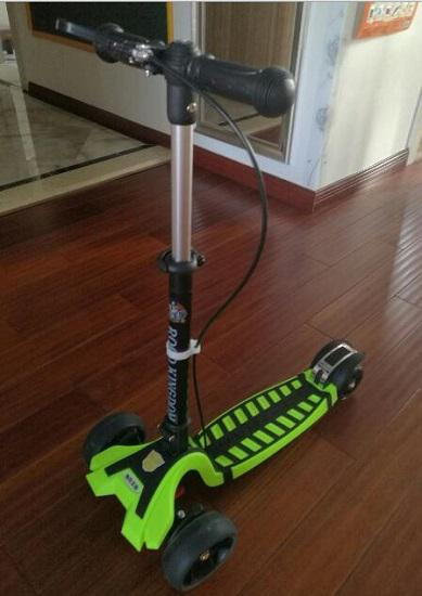 腾讯滑板车