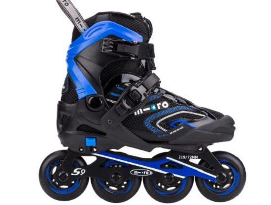 m-cro s9儿童轮滑鞋试用感受