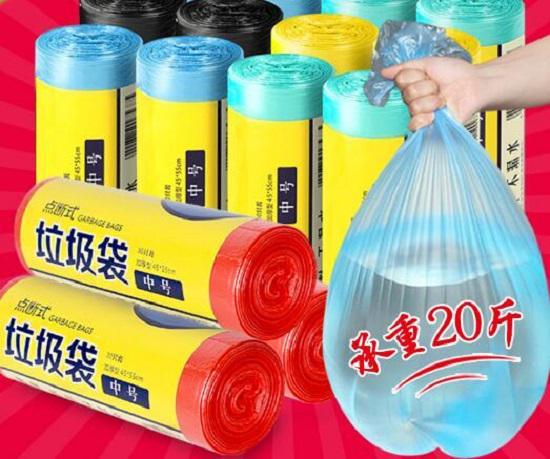 结实耐用的塑料袋