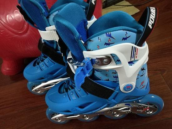 宝狮莱和乐秀儿童轮滑鞋哪个好