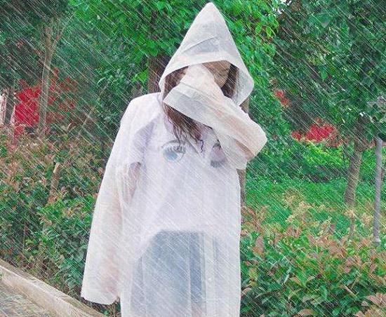 如何自制TPU雨衣