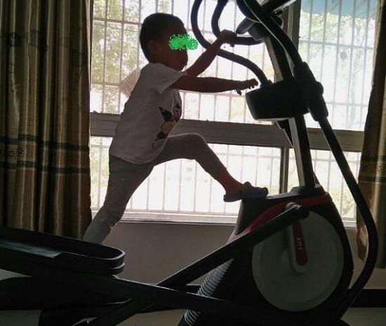 孩子可以踩椭圆机吗