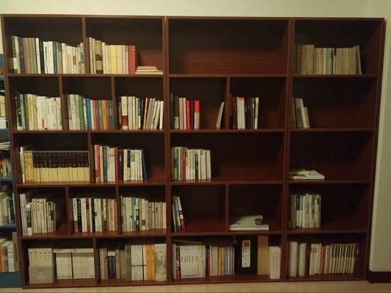 合成板材书架