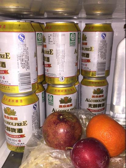 燕京无醇啤酒
