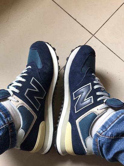 新百伦慢跑鞋