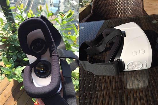 英菲克VR一体机试用感受