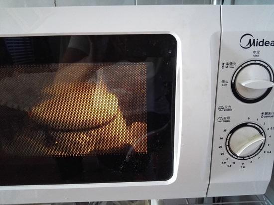 微波炉加热