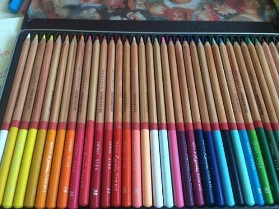 马可Marco 3100彩色铅笔