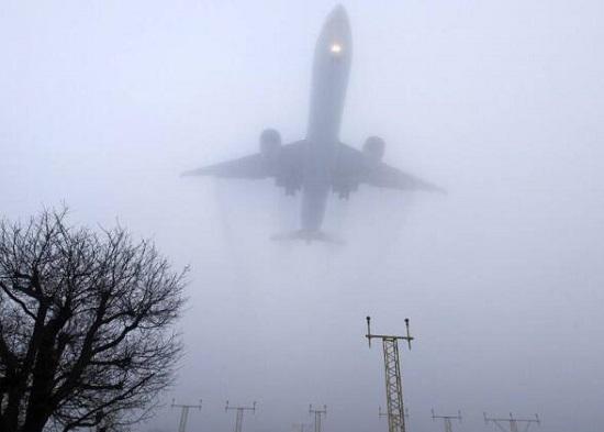 城市的大雾