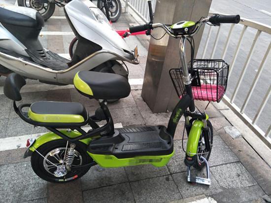 电动自行车故障维修案例