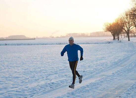 冬天去哪里跑步