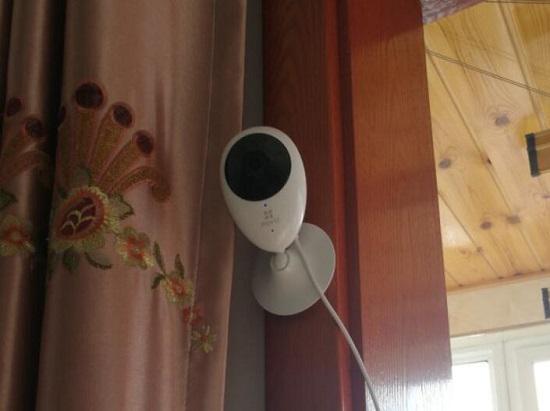 侦测报警摄像头