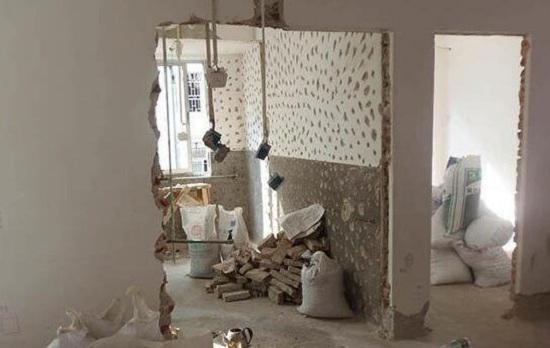 旧房装修拆除注意事项