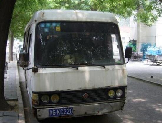 小巴车(网络图片)