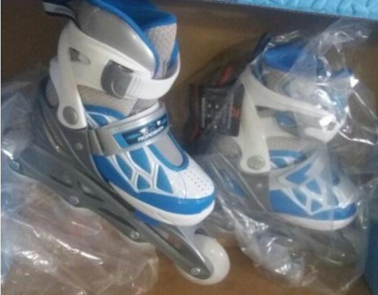 乐秀RXO儿童轮滑鞋