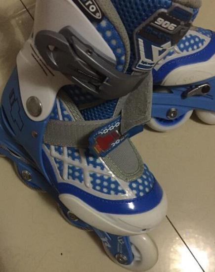 迈古906儿童轮滑鞋