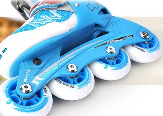 迈古(m-cro)儿童轮滑鞋的刀架