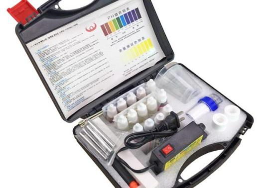 综合水质检测工具箱