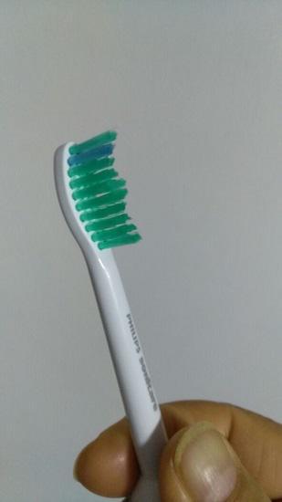 飞利浦电动牙刷的刷头