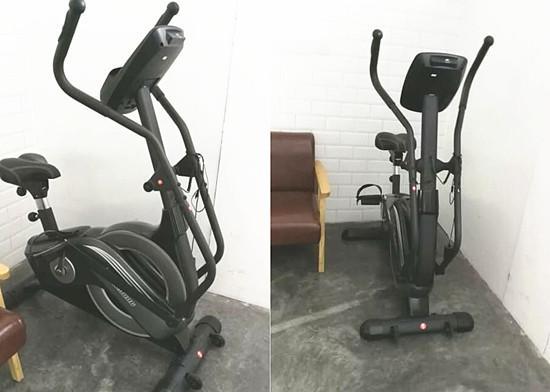 杰森动感单车(健身车)盘点