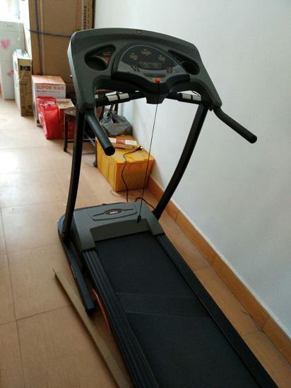乔山TEMPO T22跑步机