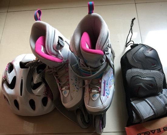 轮滑鞋市场上的奇葩-Rollerblade
