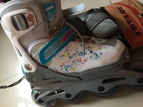 Rollerblade儿童轮滑鞋