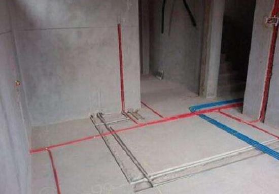 水电改造施工工法