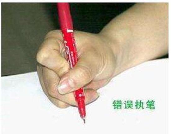 握笔器的功能及使用方法