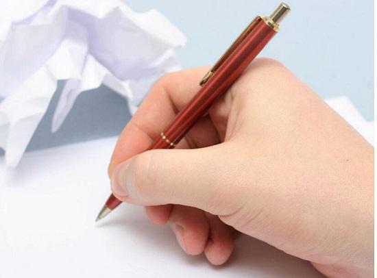 中性笔的类型及特点