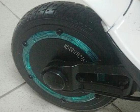 半驴电动滑板车驱动轮(后轮)