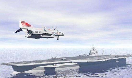 怎么制作航空母舰降落系统(玩具)