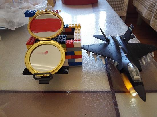 飞机与降落装置