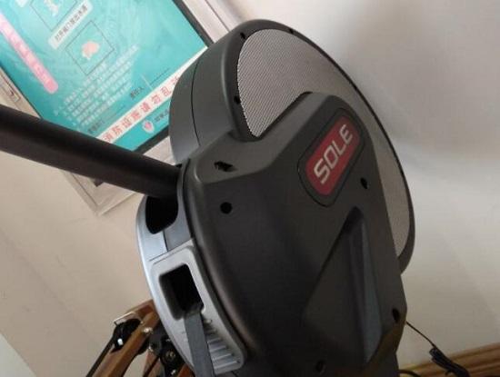 速尔SR800风阻+电磁控划船机
