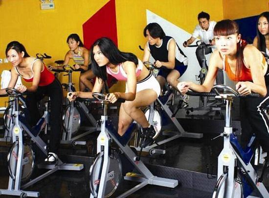 动感单车运动