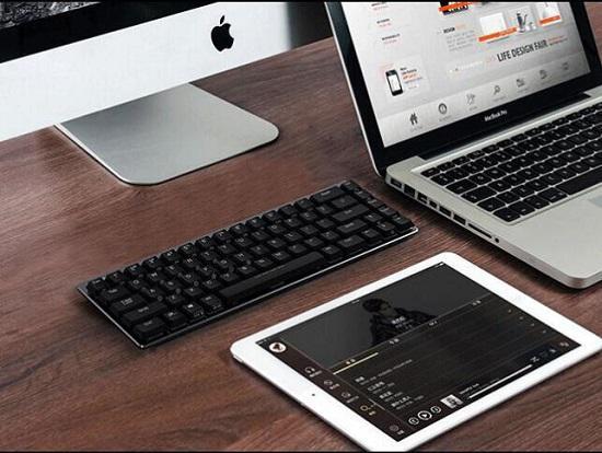 适用于各种设备的蓝牙无线键盘