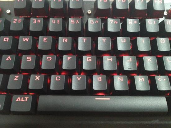 爵蝎茶轴机械键盘