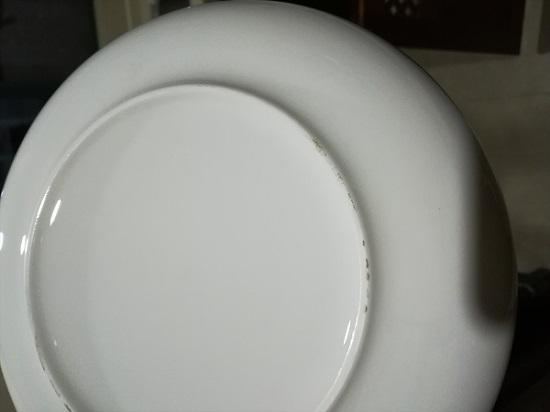 陶瓷制品(釉面有伤痕的白瓷碗)