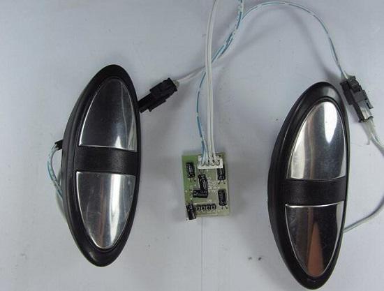 心电式心率测试装置